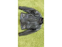 Ladies Sportex Motorcycle Jacket small