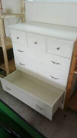 Hemnes IKEA chest of drawers