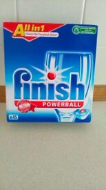 Finish Dishwasher Tablets x 45 (unopened)