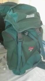 Backpack rucksack. Karimoor
