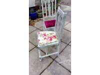 Dining chair, vintage, beautiful