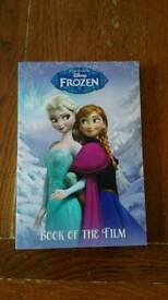 Disney frozen book brand new