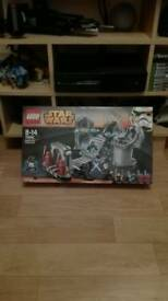 Lego star wars final duel 75093 bnib
