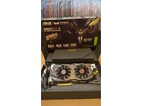Asus GTX 970, Great condition, as new, in box. Works perfectly.