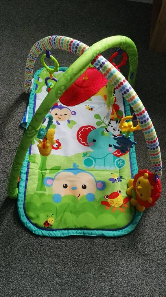 Play mat Fisher Pricein Carlton, NottinghamshireGumtree - Excellent condition. Smoke and pet free home. Without box