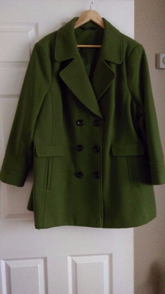 Green size 24 jacket