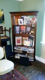 Georgian style book shelf.