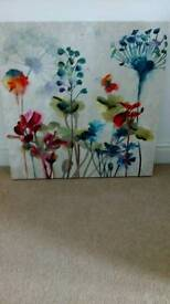 Lovely 2 X canvases