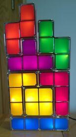 Table Lamp - Tetris Puzzle