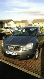 NISSAN QASHQAI , ACENTA 1.5DCI , PANORAMIC SUNROOF