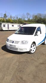 Vw caddy late 06