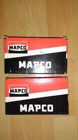 Toyota MAPCO Tie Rod Ends 19560 (x 2)
