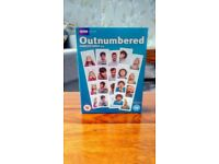 Outnumbered Dvd Boxset 1-4 plus christmas special