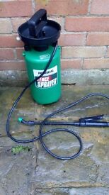 Ronseal Fence paint sprayer