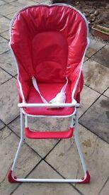 Free High Chair