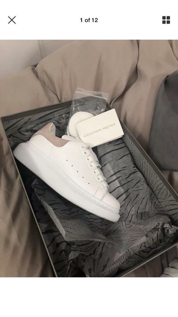 alexander mcqueen shoes size 5 Online