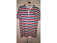 brand new lacoste t shirt
