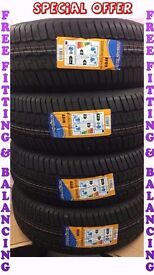 """""""SPECIAL OFFER FOR VAN TYRE"""" 235/65R 16 C ROADKING 4 TYRE'S INCLUDING FITTING BALANCING ONLY £200"""