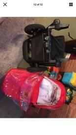 Pram, 2in1 Pram, Stroller, Travel System