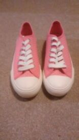 Brand new ladies canvas shoes