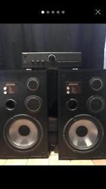 Acoustic Studio Monitors