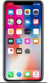 BRAND NEW APPLE IPHONE X 256GB SPACE GREY UNLOCKED -- IN HAND READY FOR SALE