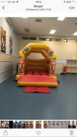 Bouncy castle bee tee 15 x 12