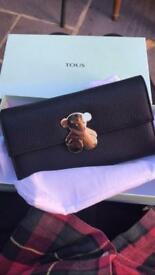 Tous bear purse