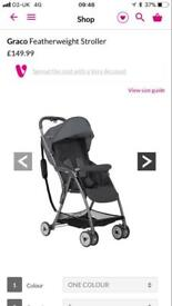 Graco Featherweight Buggy *Brand New*