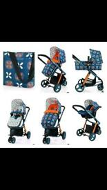 Toodle pip cosatto travel system giggle 2