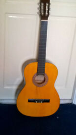 CHANTRY Spanish Guitar suitable for beginner