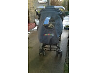 Cosatto Duet Lite Twin Tandem Pushchair Buggy
