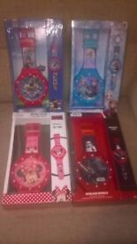 Brand new wall watches
