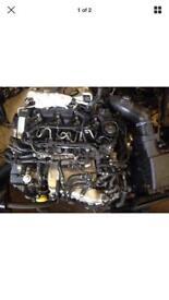 Audi A3 1.6 Tdi engine 42k 2015