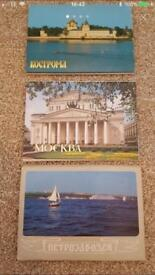 100+ Postcards of Russia, China and Japan