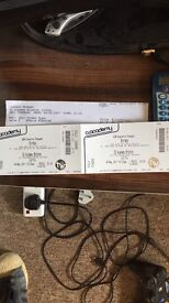 2 x stormzy tickets for 4th may Brixton