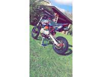 Demon x 140 pit bike
