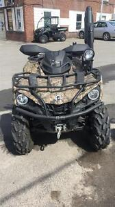 2016 Can-Am Outlander Mossy Oak Hunting Edition 570 -