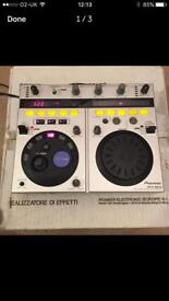 Pioneer EFX 500 Effects Unit Boxed