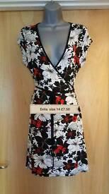 Evita dress size 14