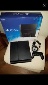 PS4 slim 500