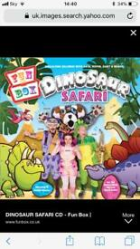 Funbox Dinosaur Safari Tickets x 2
