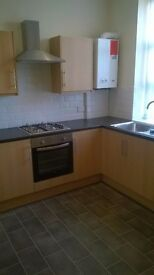 3 bed mid-terraced house, nr Burnley General Hosp.