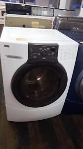 USED APPLIANCE SALE!  -  WHIRLPOOL DUET Front Load Washer $375 with Warranty - 9267 - 50 Street Edmonton