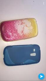 iPhone 5/6 and Samsung mini s3 cases
