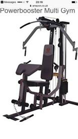 Marcy Powerbooster Personal Trainer home gym!!!