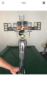 Strongbow beer pump