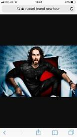 Special event - Q&A with Russel Brand and new stand up set- Wednesday 1st November