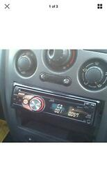JVC Stereo with front aux port