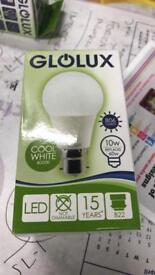 ***JOBLOT OF 100 LED LIGHT BULBS****